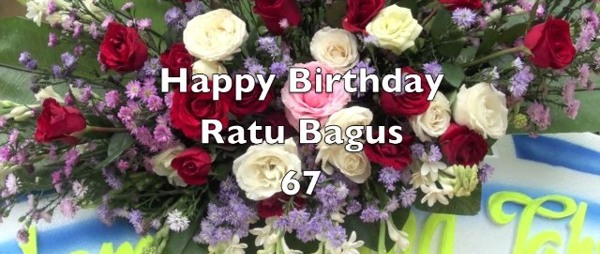 Ratu birthday Nov 2016